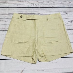Daughters Of The Liberation High Rise Shorts Sz 6